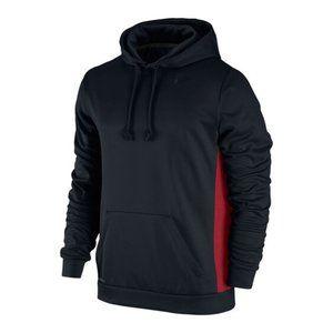 Nike KO 3.0 ThermaFit Pullover Fleece Hoodie Sz M